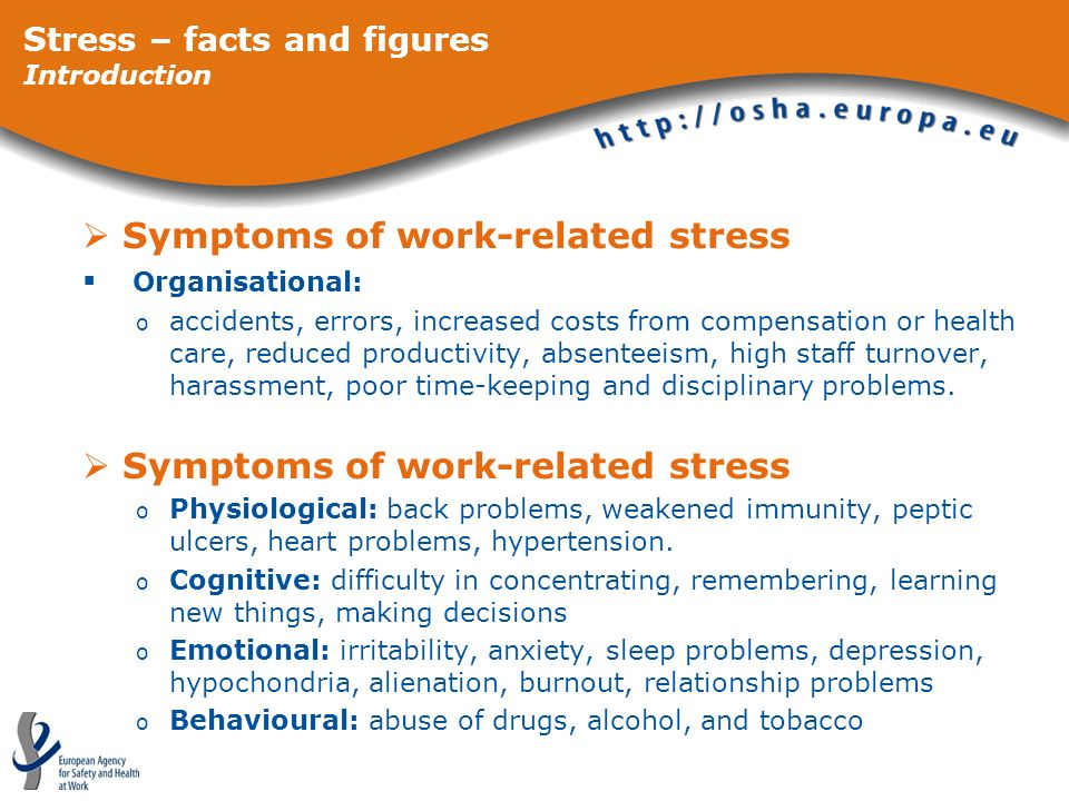 overcome stress at work